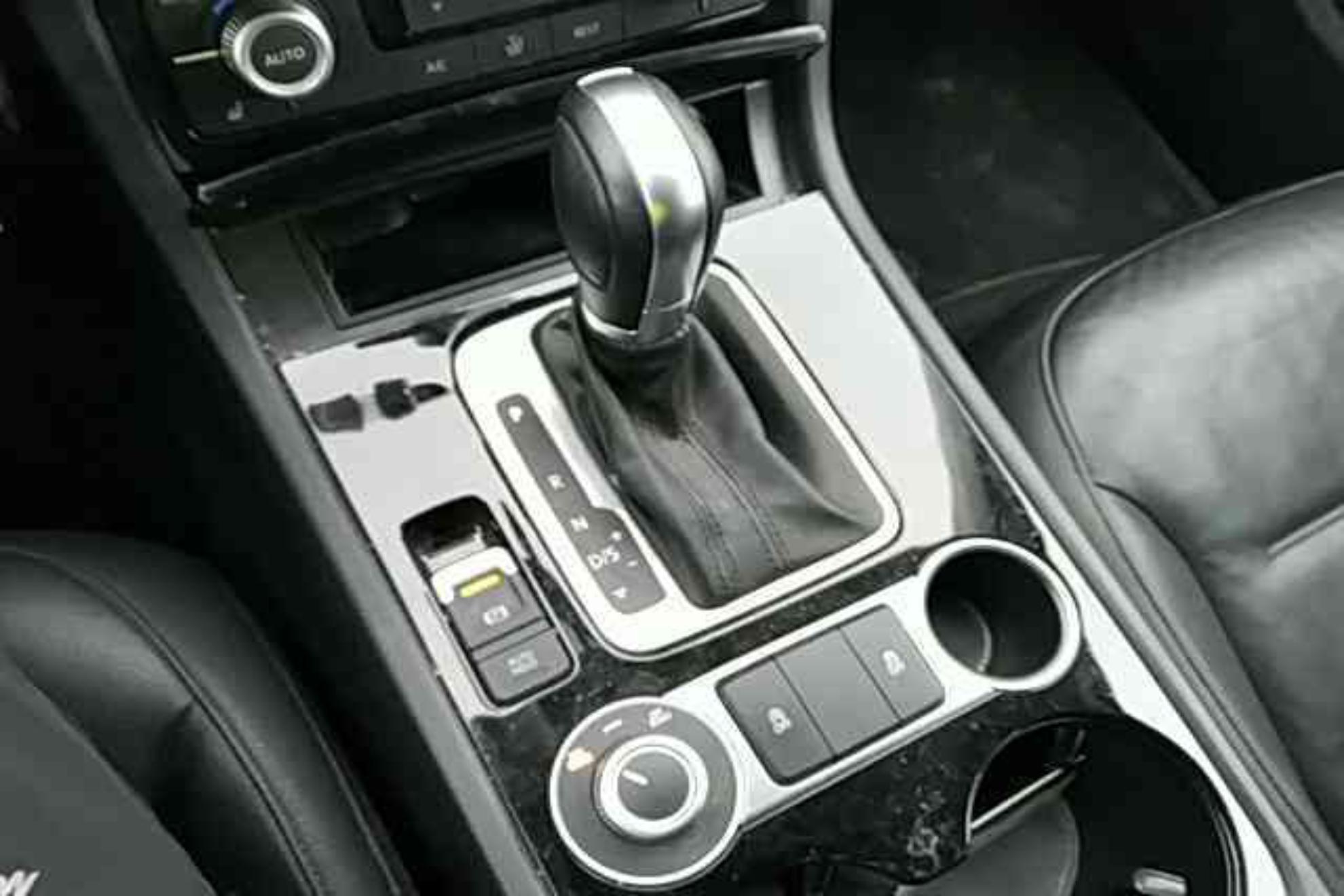 Coches ocasión Volkswagen Touareg