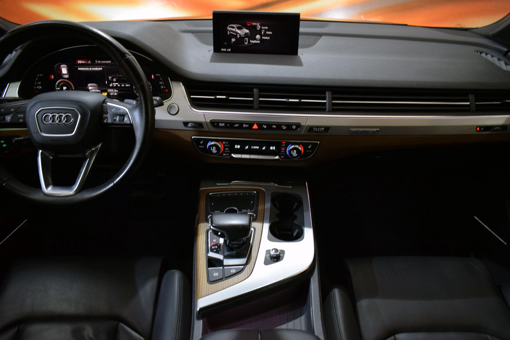 Coches ocasión Audi Q7