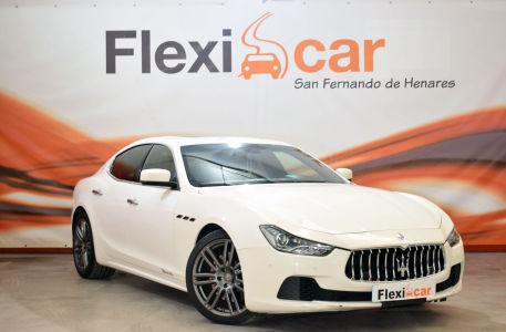 Coche segunda mano oferta Maserati Ghibli