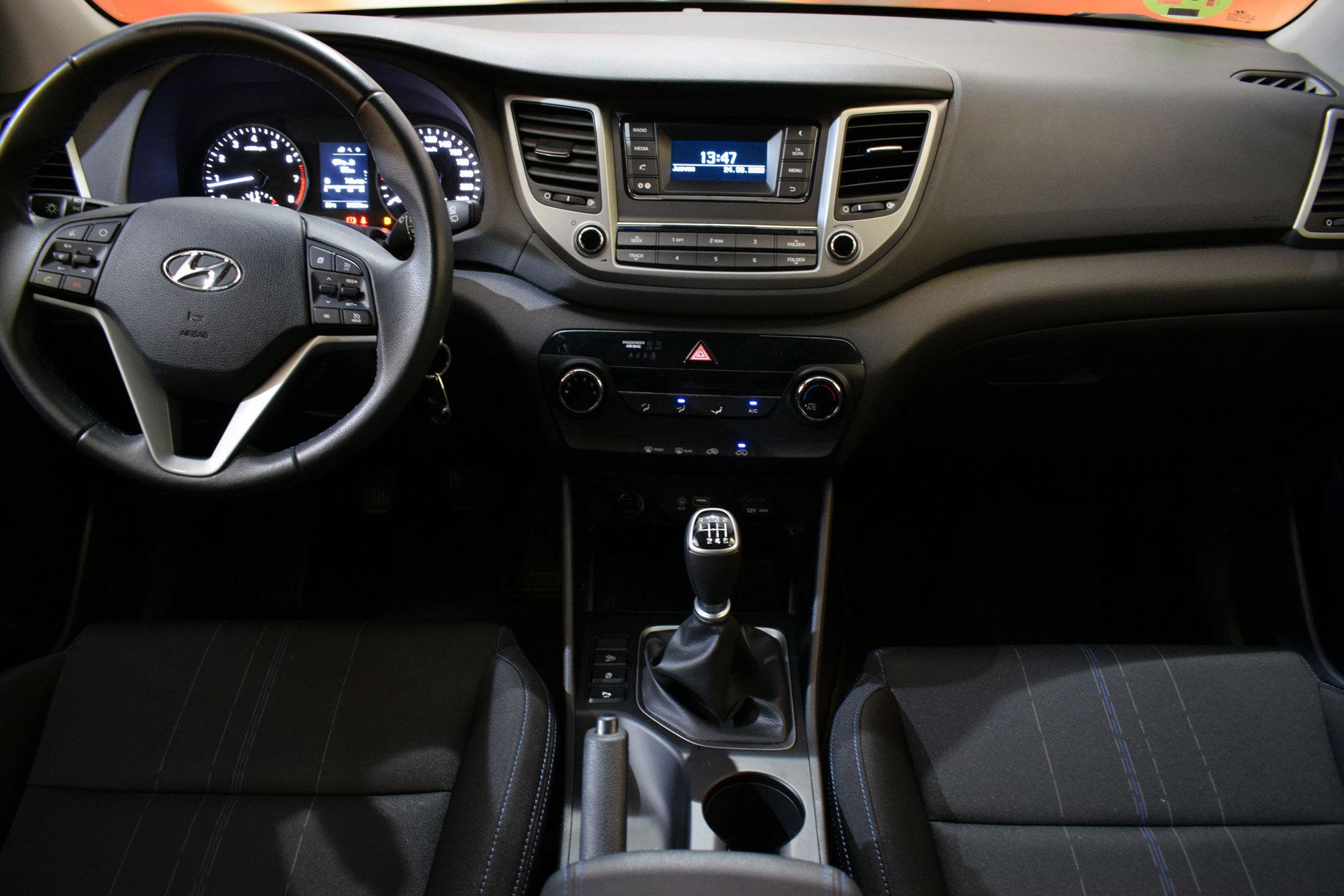 Coches ocasión Hyundai Tucson