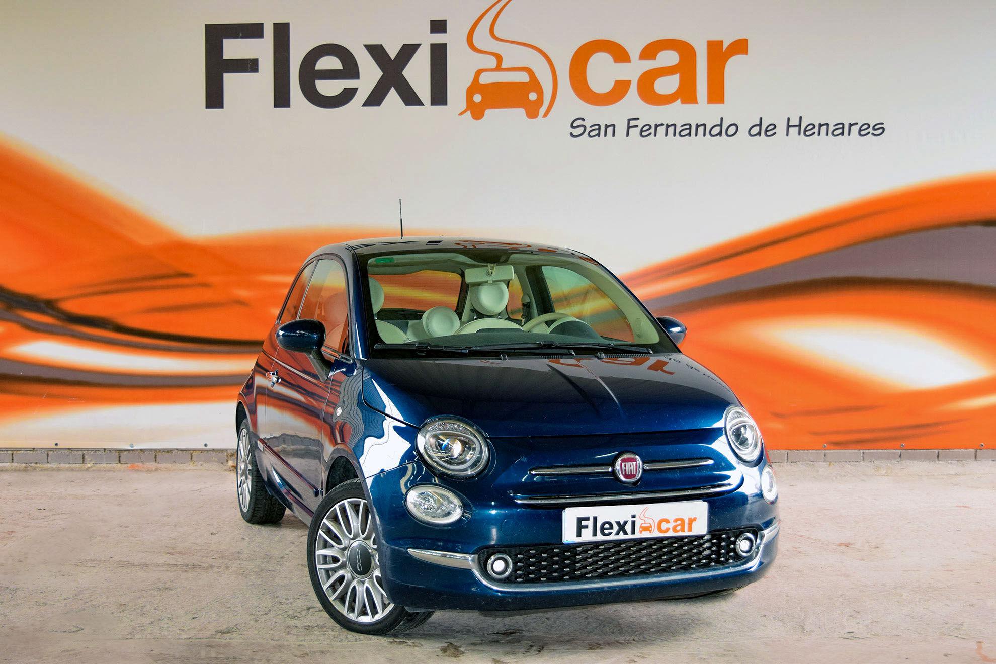 Coches ocasión Fiat 500