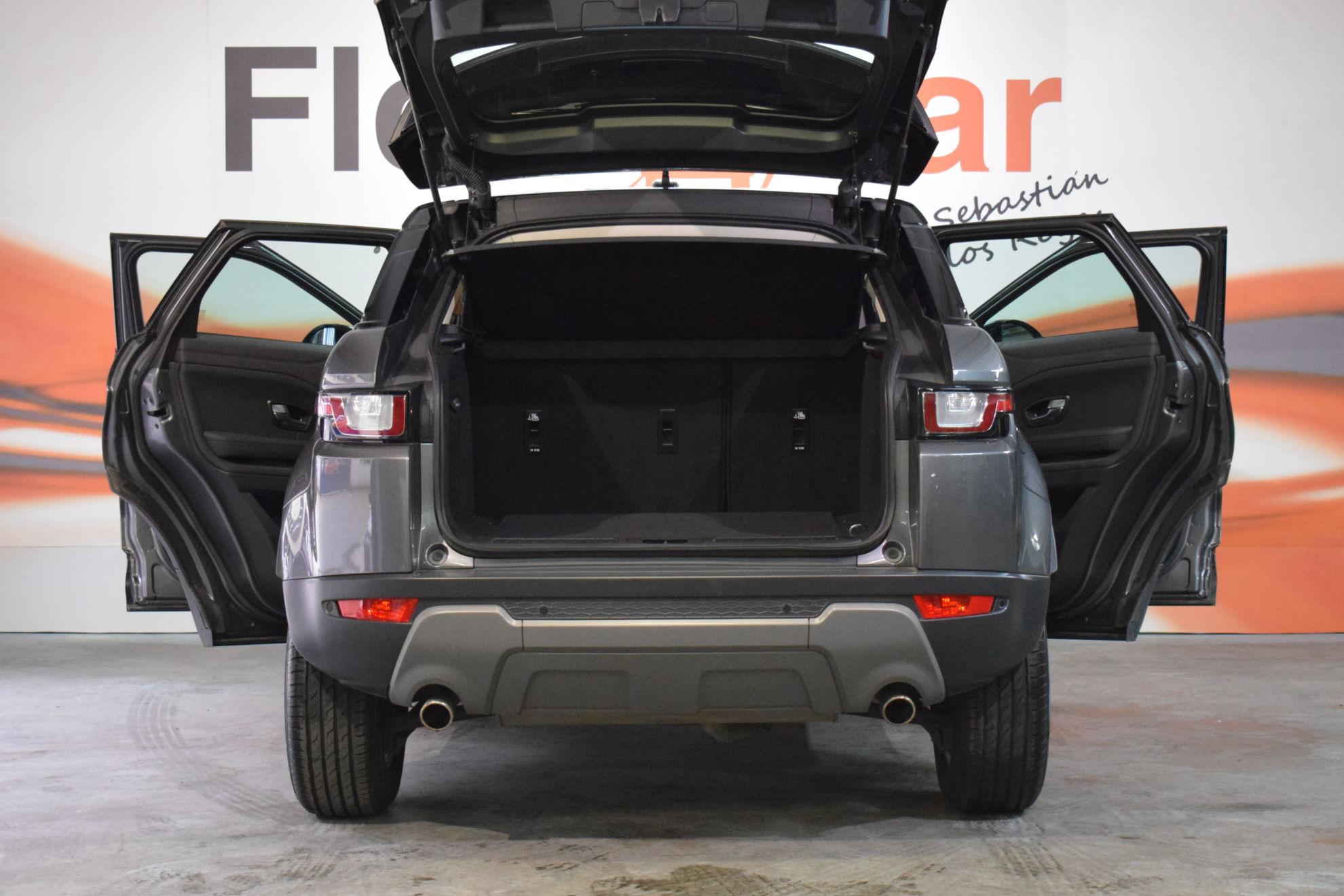 Coches ocasión Land Rover Range Rover Evoque