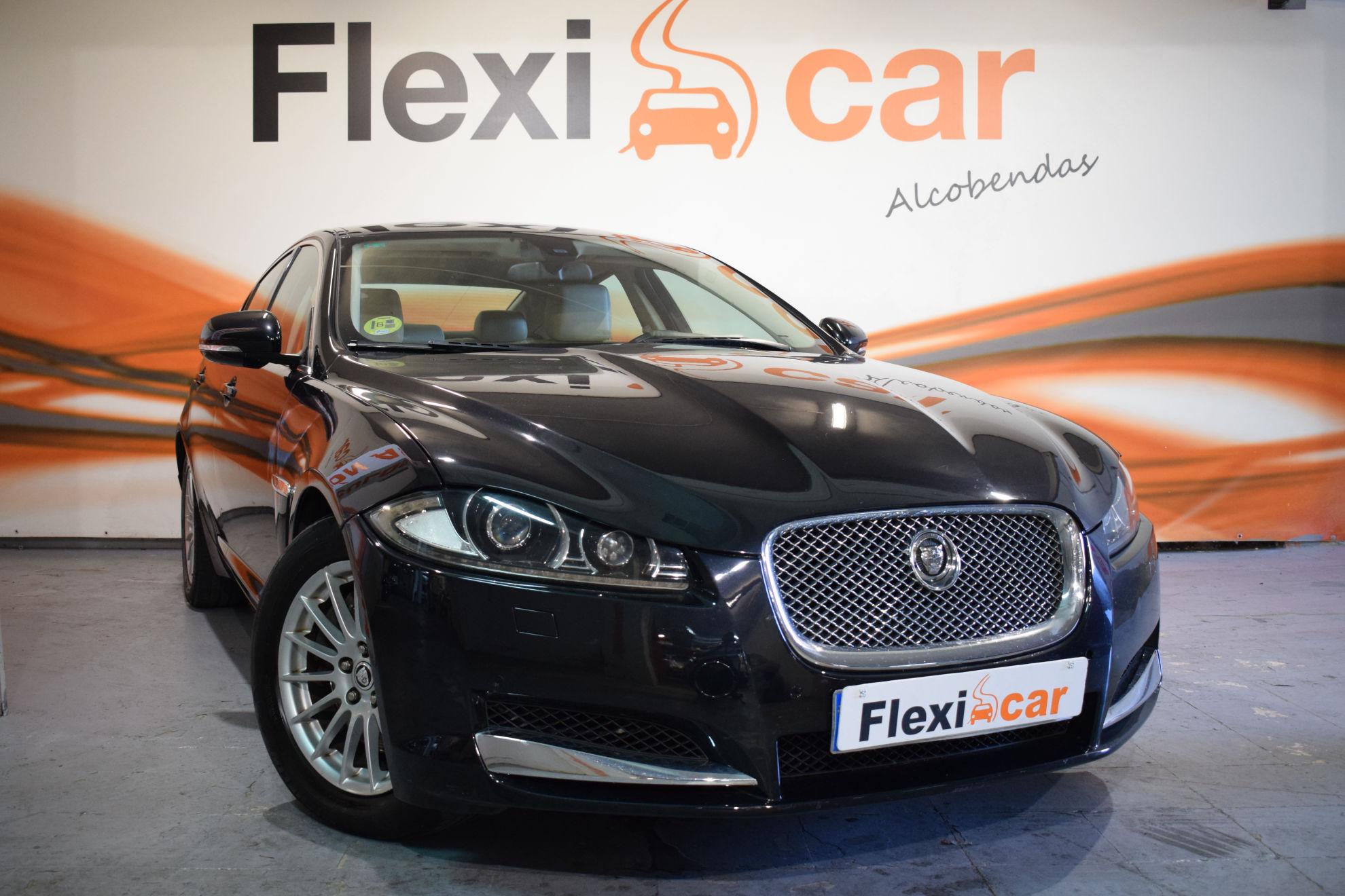 Coches ocasión Jaguar XF