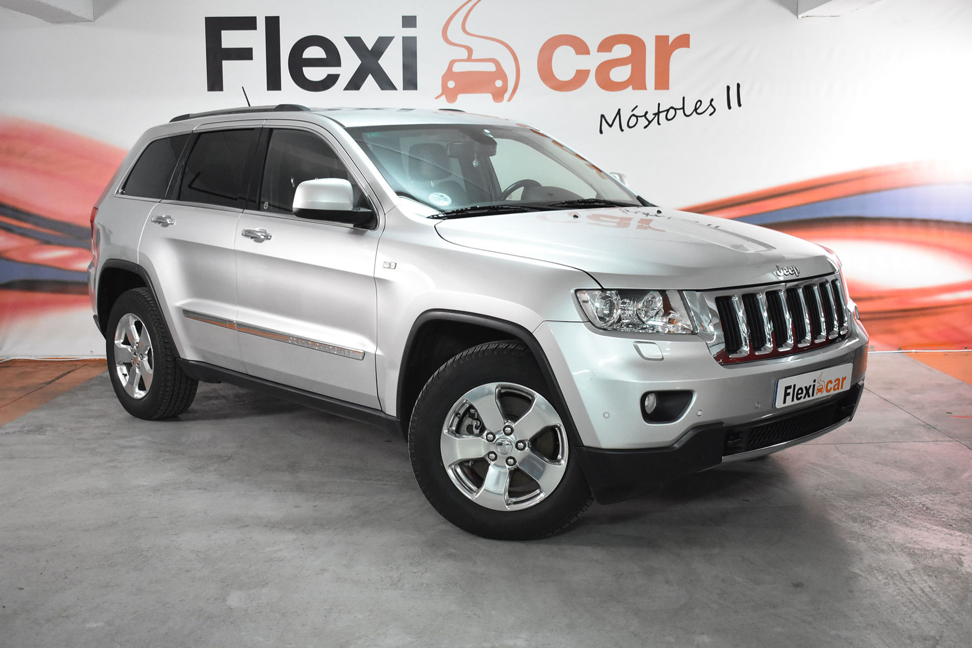 Coches ocasión Jeep Grand Cherokee