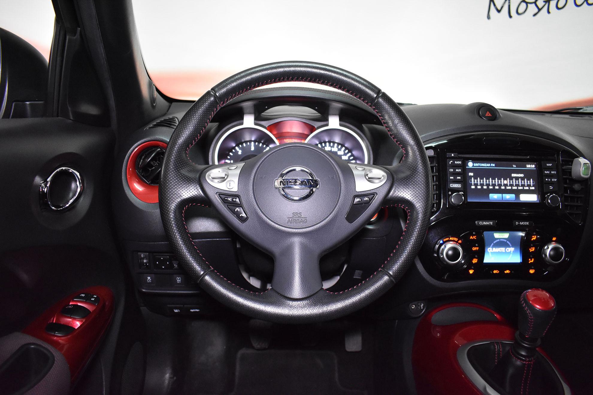 Coches ocasión Nissan JUKE