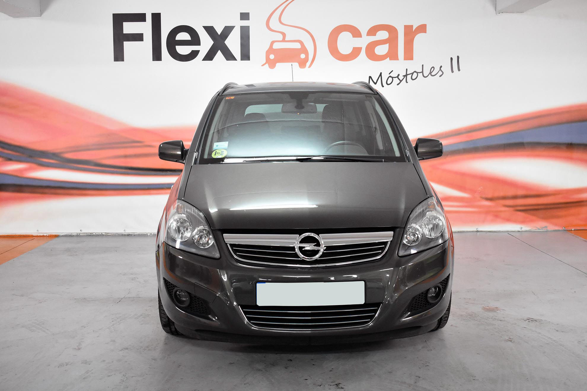 Coches ocasión Opel Zafira