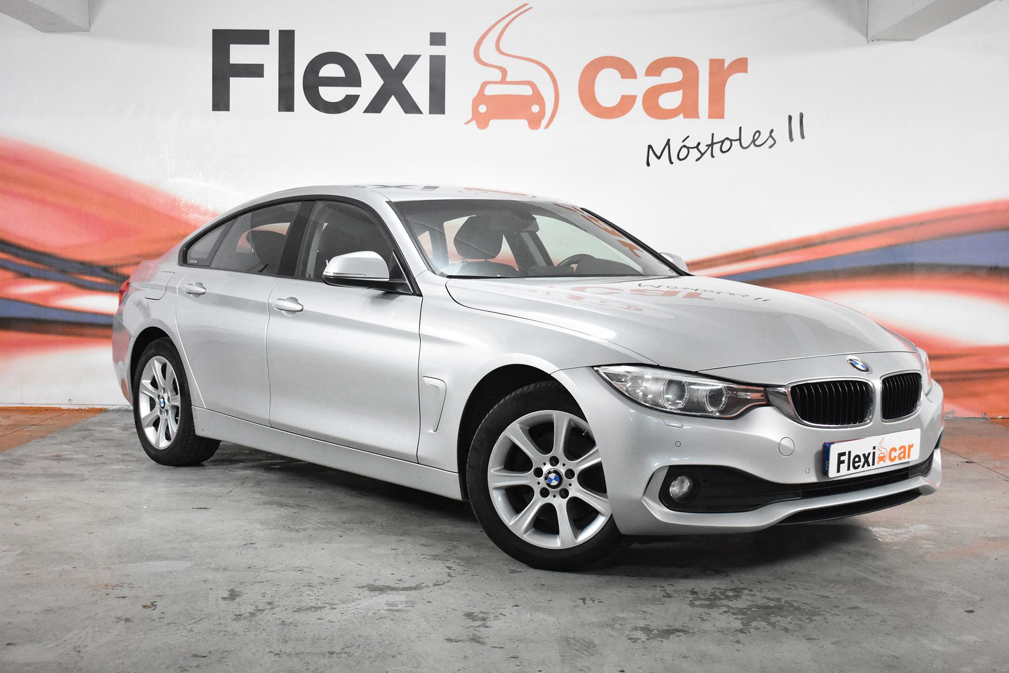 Coches ocasión BMW Serie 4