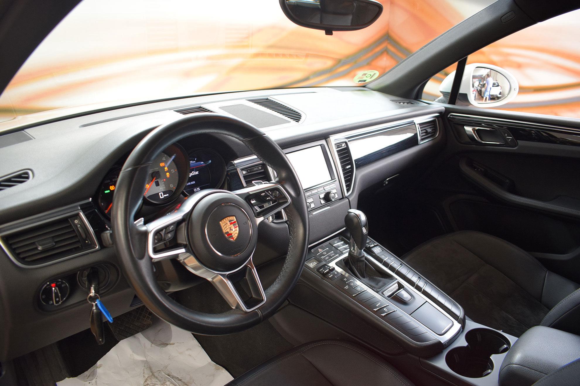 Coches ocasión Porsche Macan