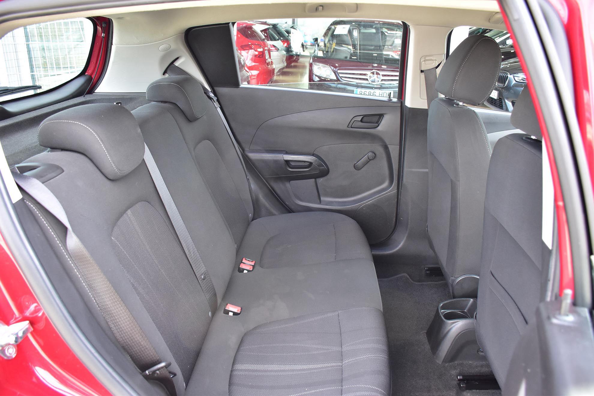 Coches ocasión Chevrolet Aveo