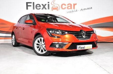Coche segunda mano oferta Renault Megane