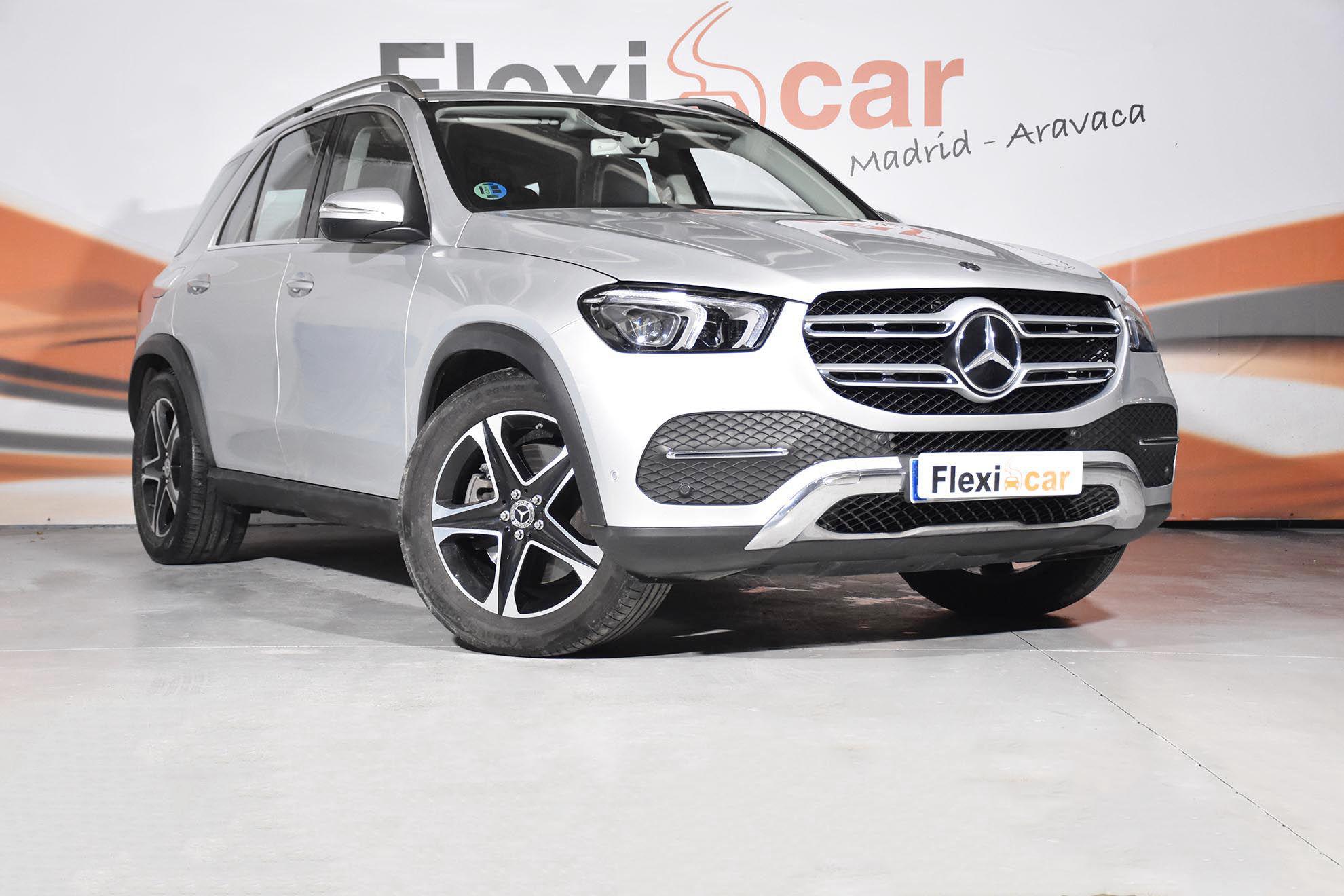 Coches ocasión Mercedes Benz GLE