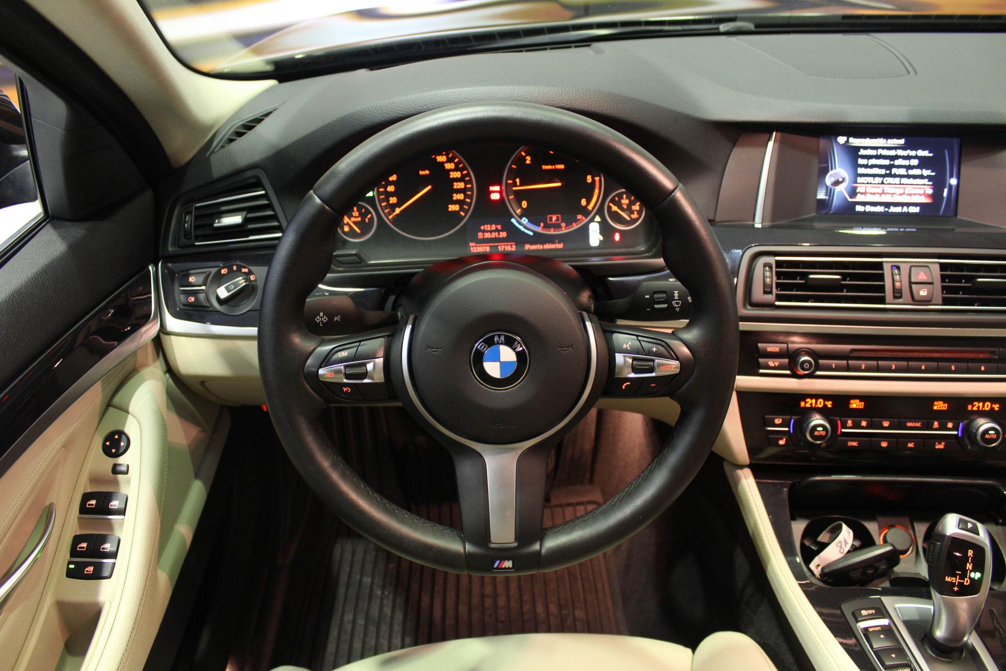 Coches ocasión BMW Serie 5