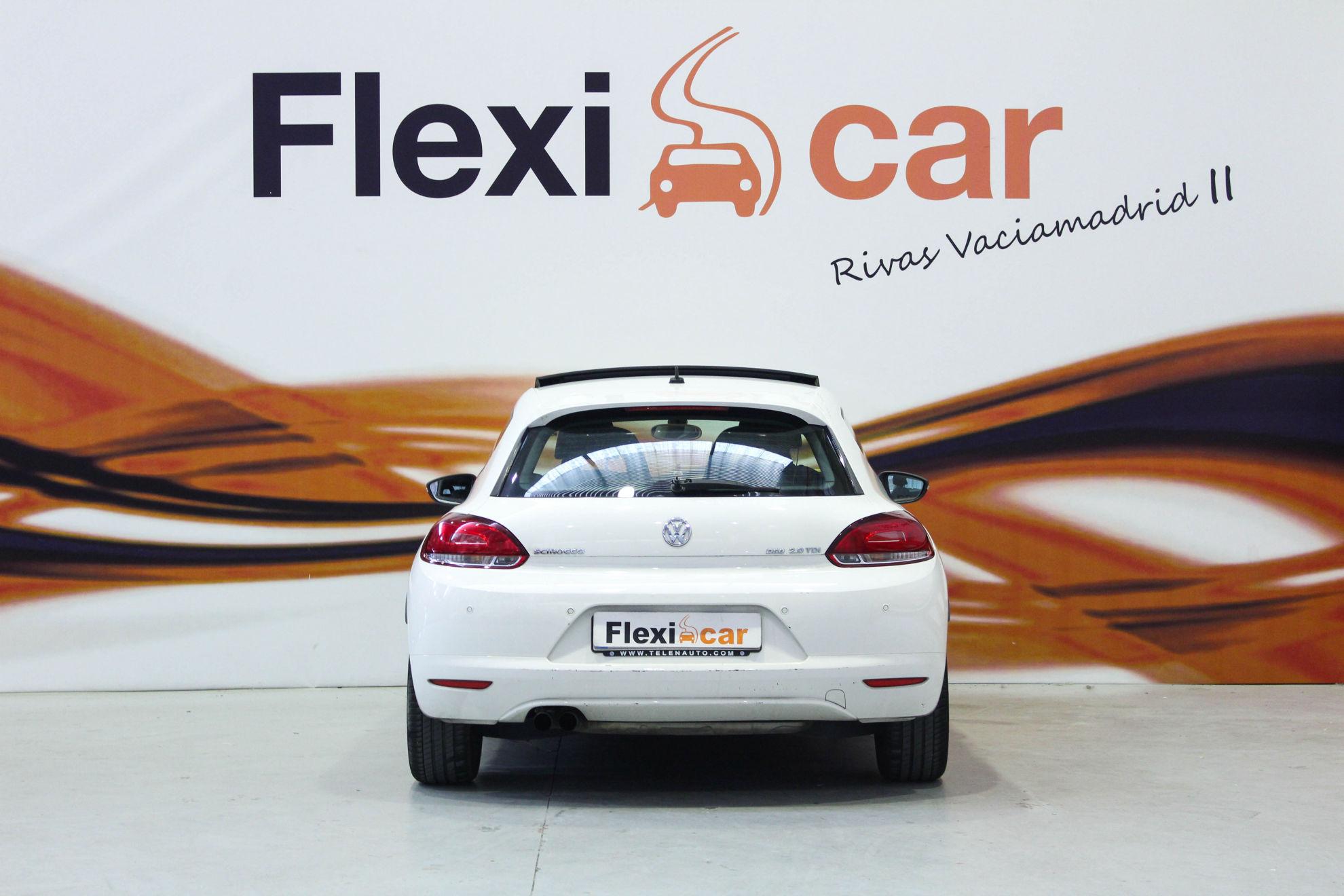Coches ocasión Volkswagen Scirocco