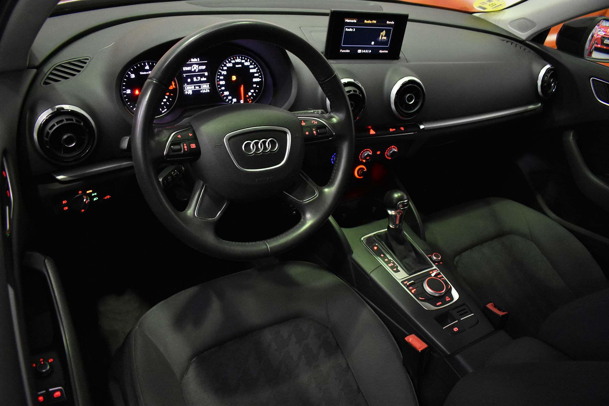 Coches ocasión Audi A3