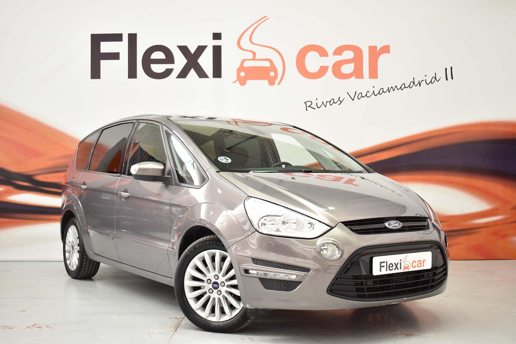 Coches ocasión Ford S-Max