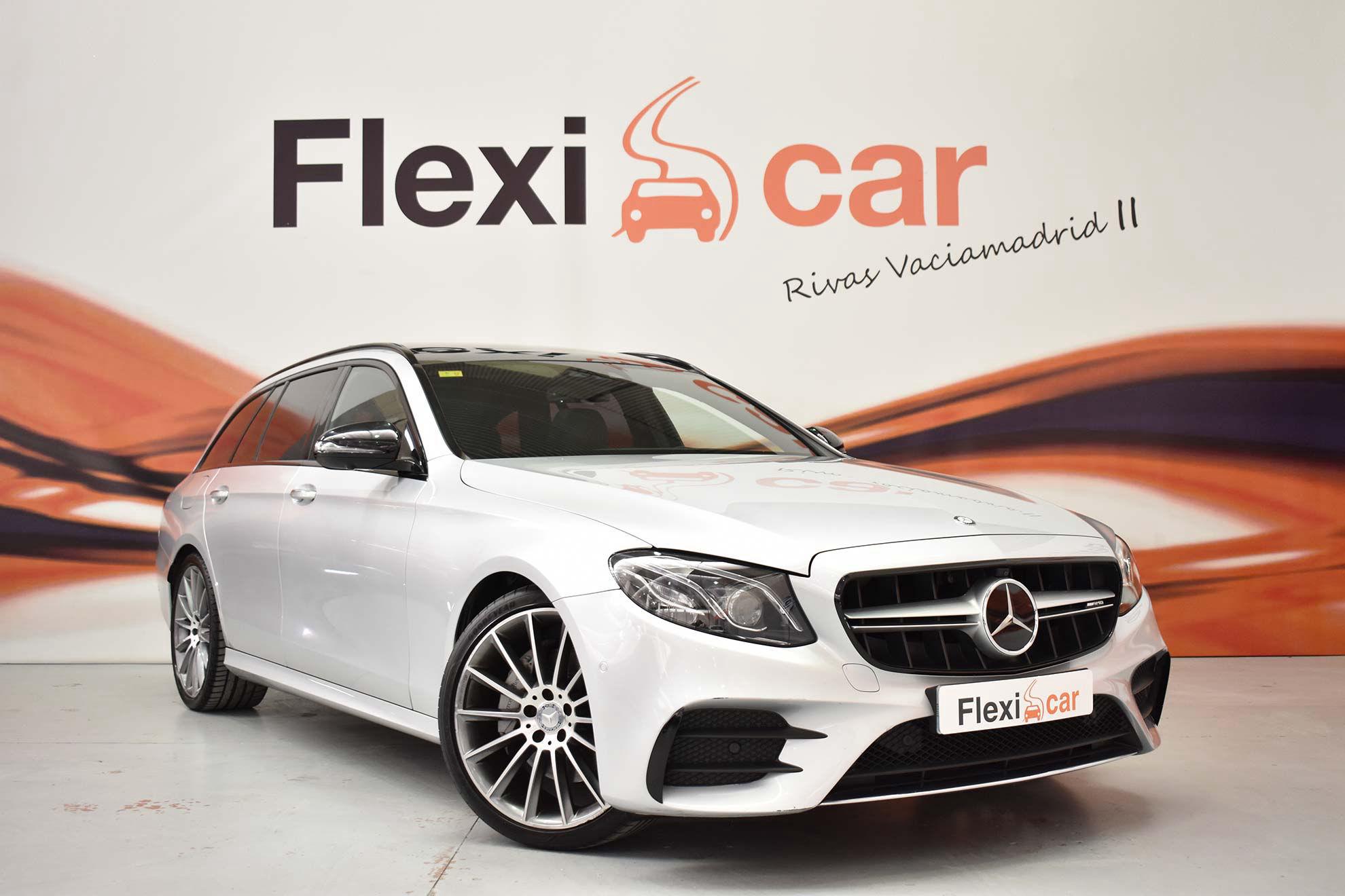Coches ocasión Mercedes Benz Clase E