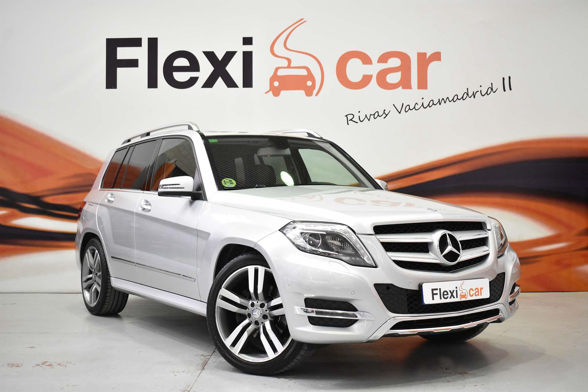 Coches ocasión Mercedes Benz Clase GLK