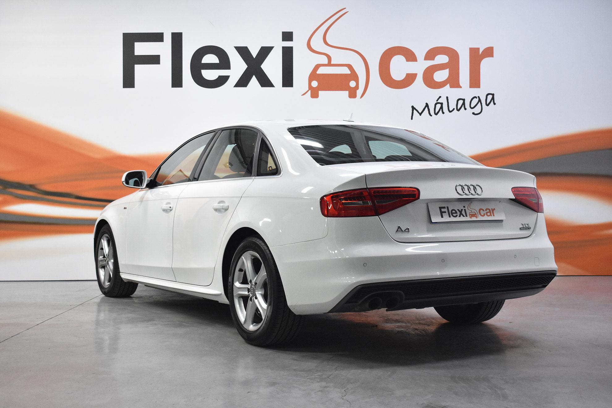 Coches ocasión Audi A4