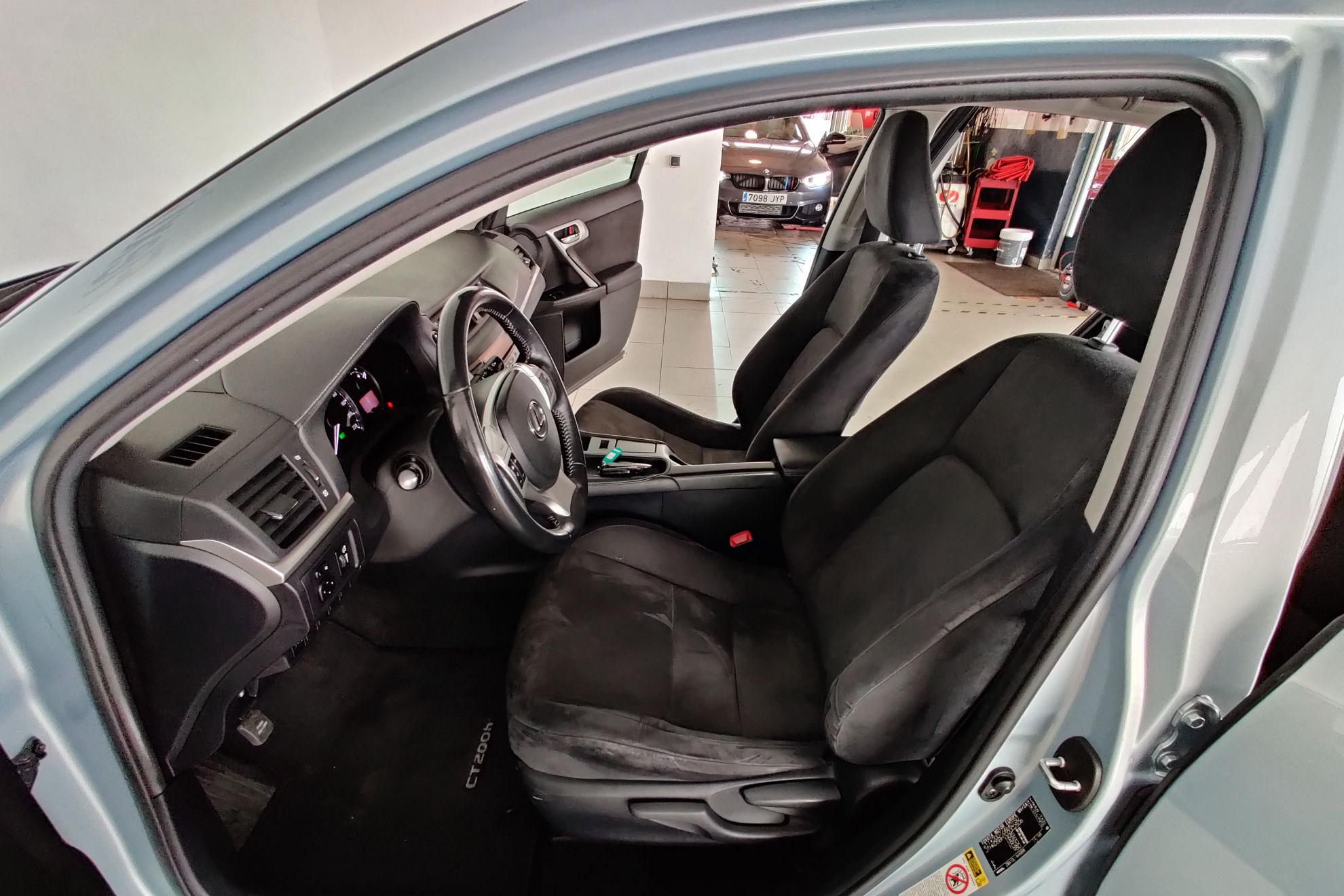 Coches ocasión Lexus CT