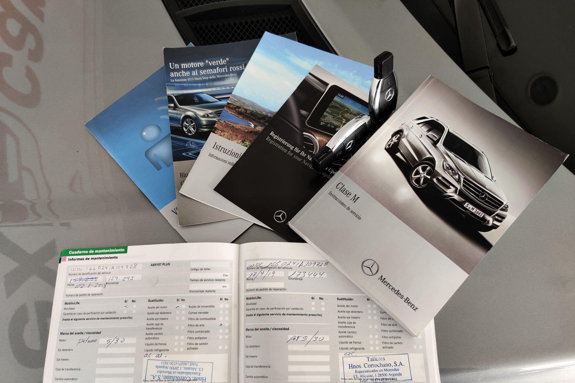 Coches ocasión Mercedes Benz Clase M