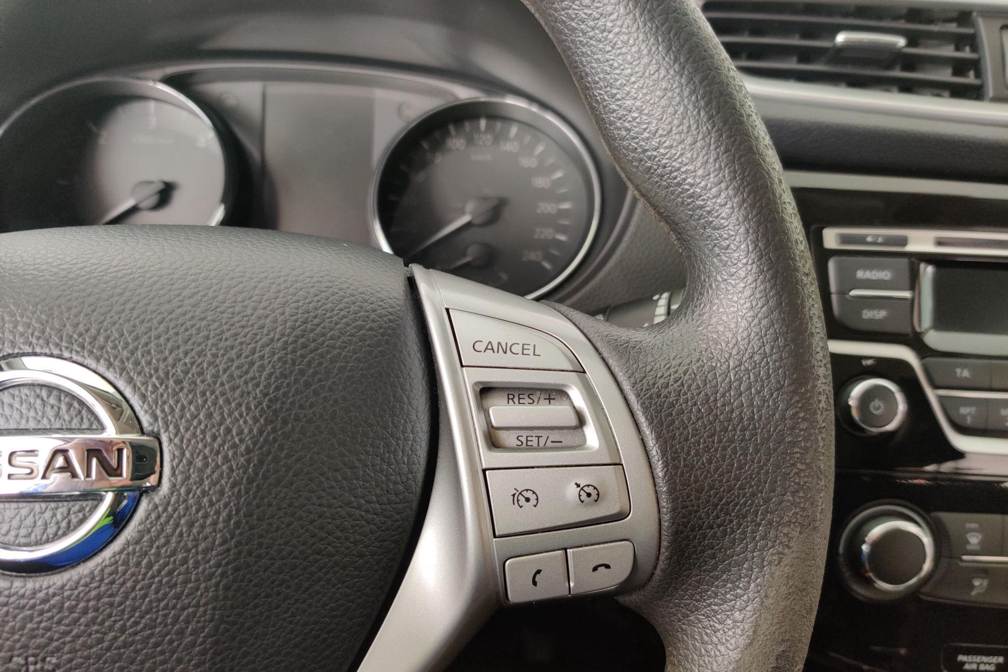 Coches ocasión Nissan Qashqai