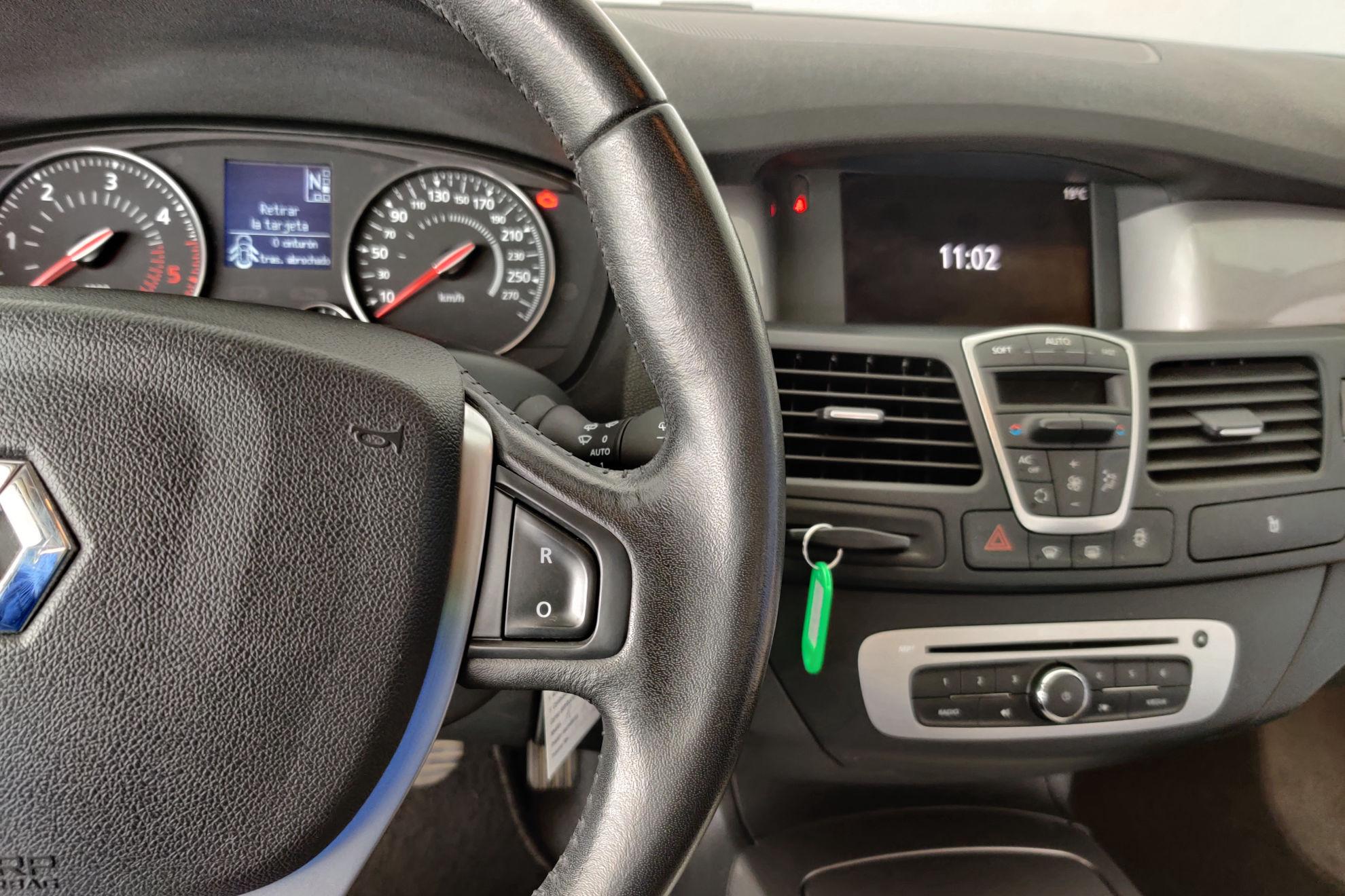 Coches ocasión Renault Laguna