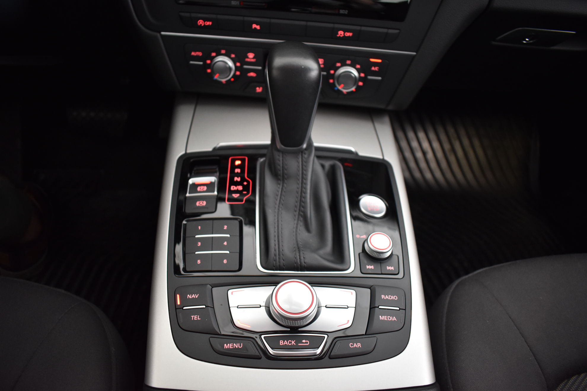Coches ocasión Audi A6