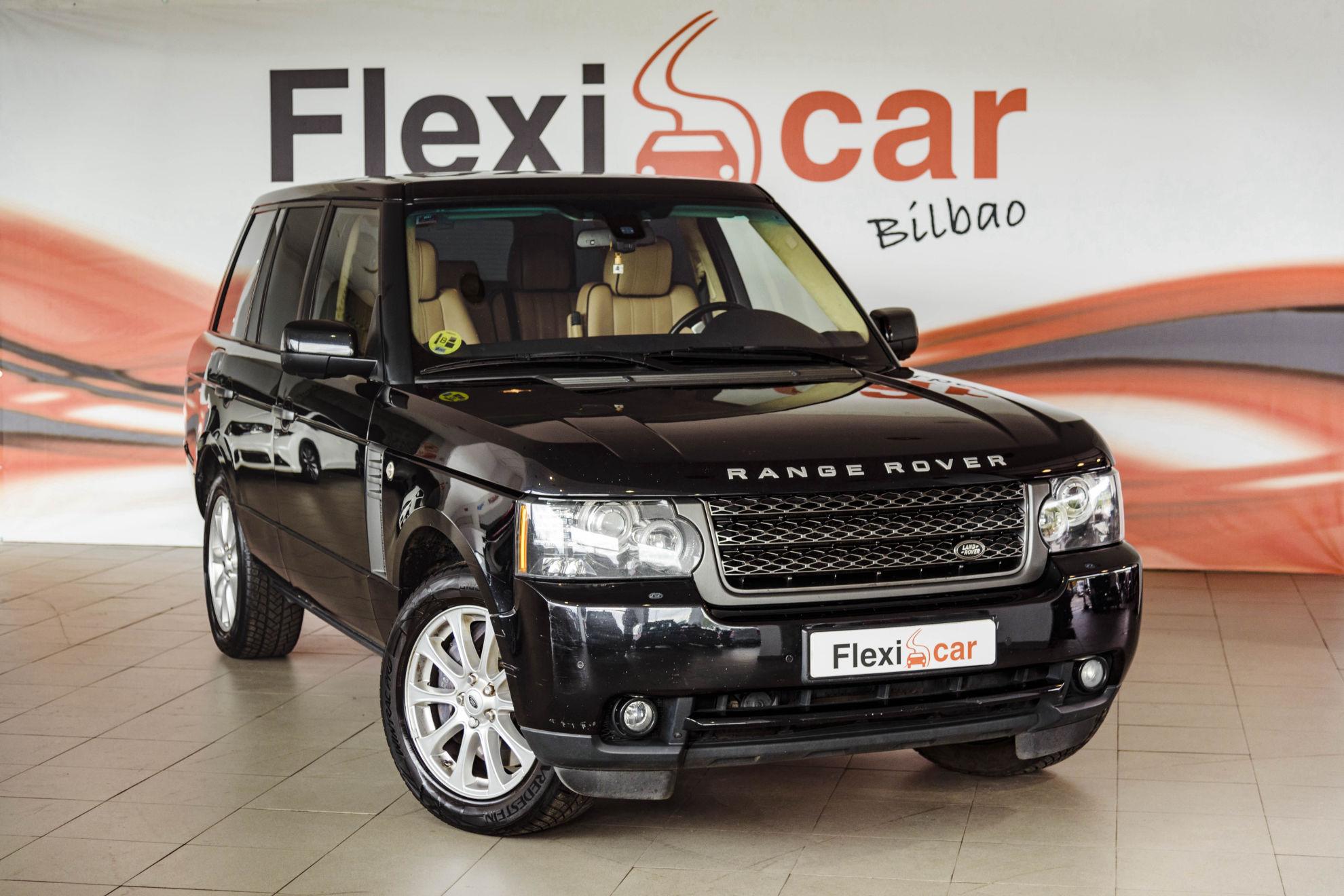 Coches ocasión Land Rover Range Rover