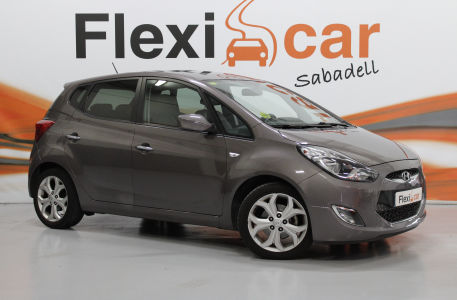 Coche segunda mano oferta Hyundai ix20