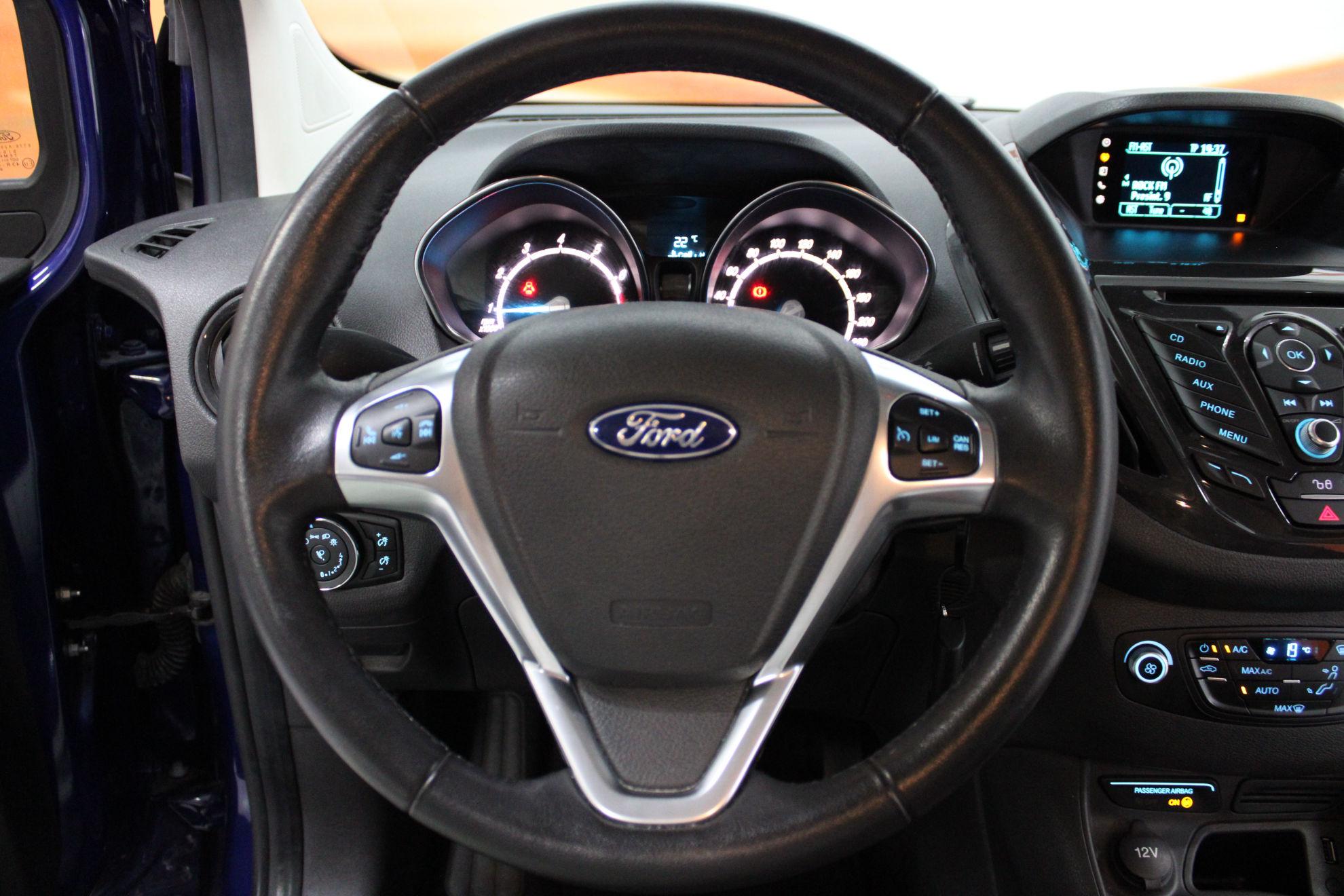 Coches ocasión Ford Tourneo Courier