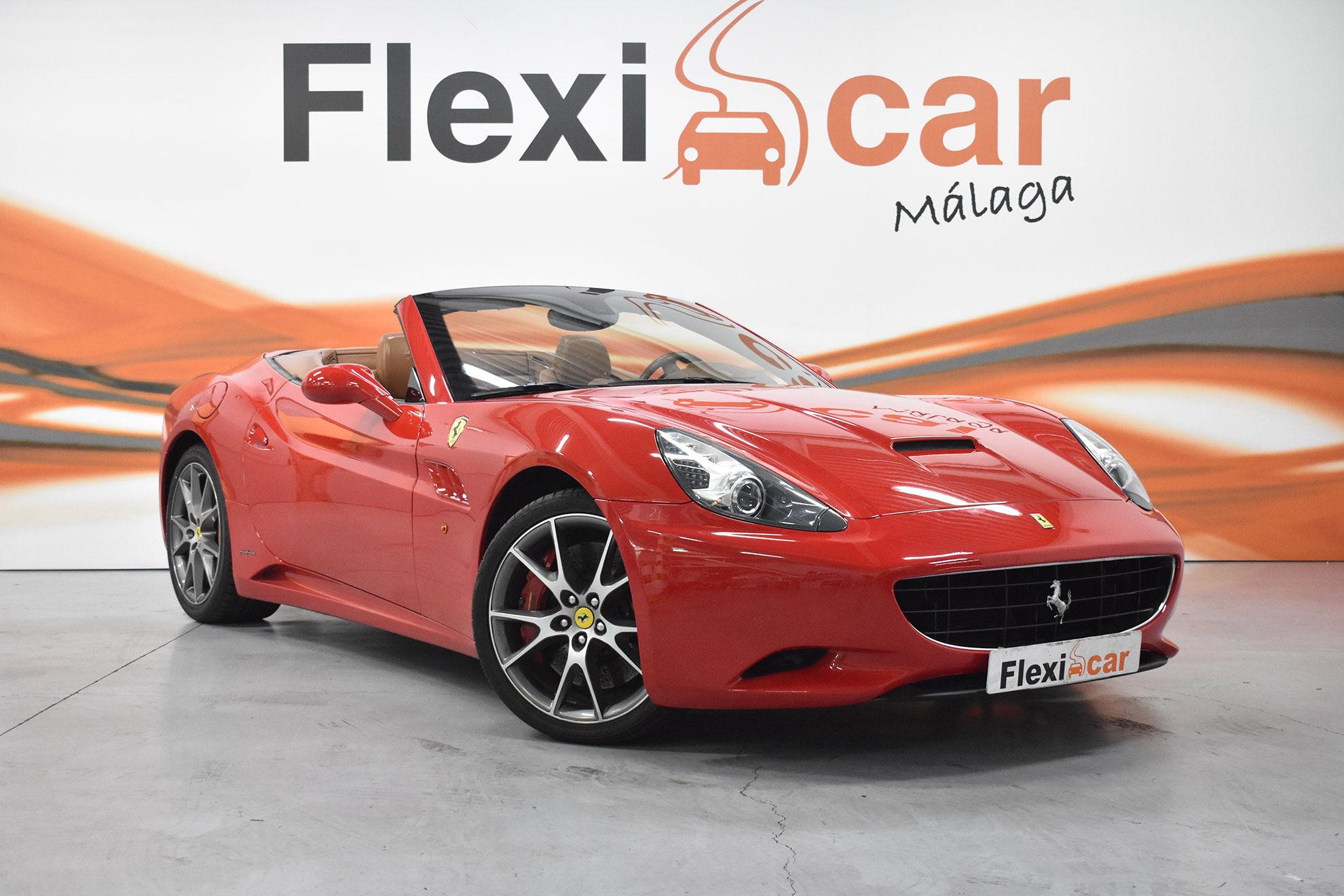Coches ocasión Ferrari California