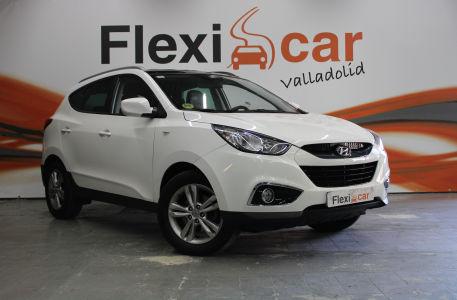 Coche segunda mano oferta Hyundai ix35