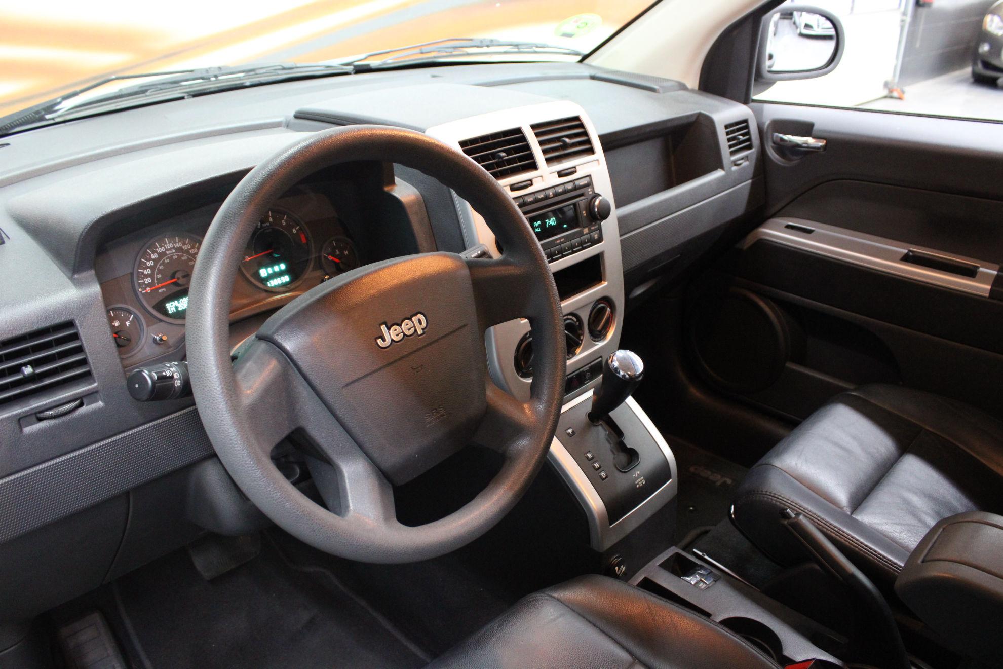 Coches ocasión Jeep Compass