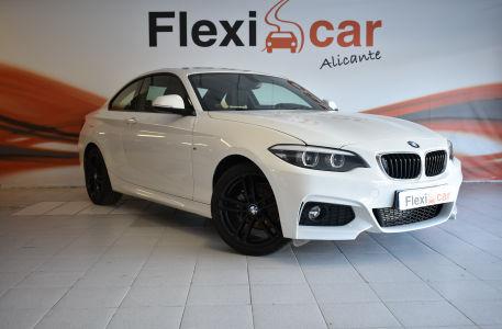 Coche segunda mano oferta BMW Serie 2