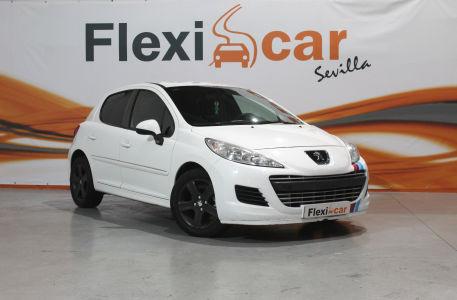 Coche segunda mano oferta Peugeot 207 +