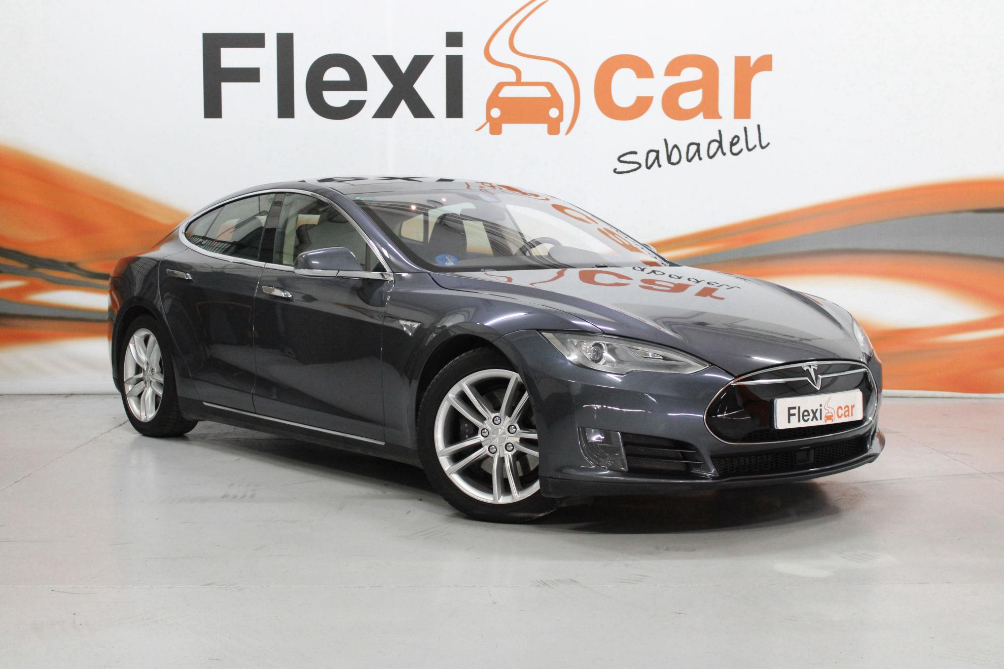 Coches ocasión Tesla Model S