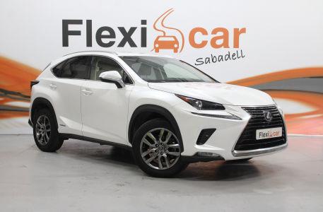 Coche segunda mano oferta Lexus NX