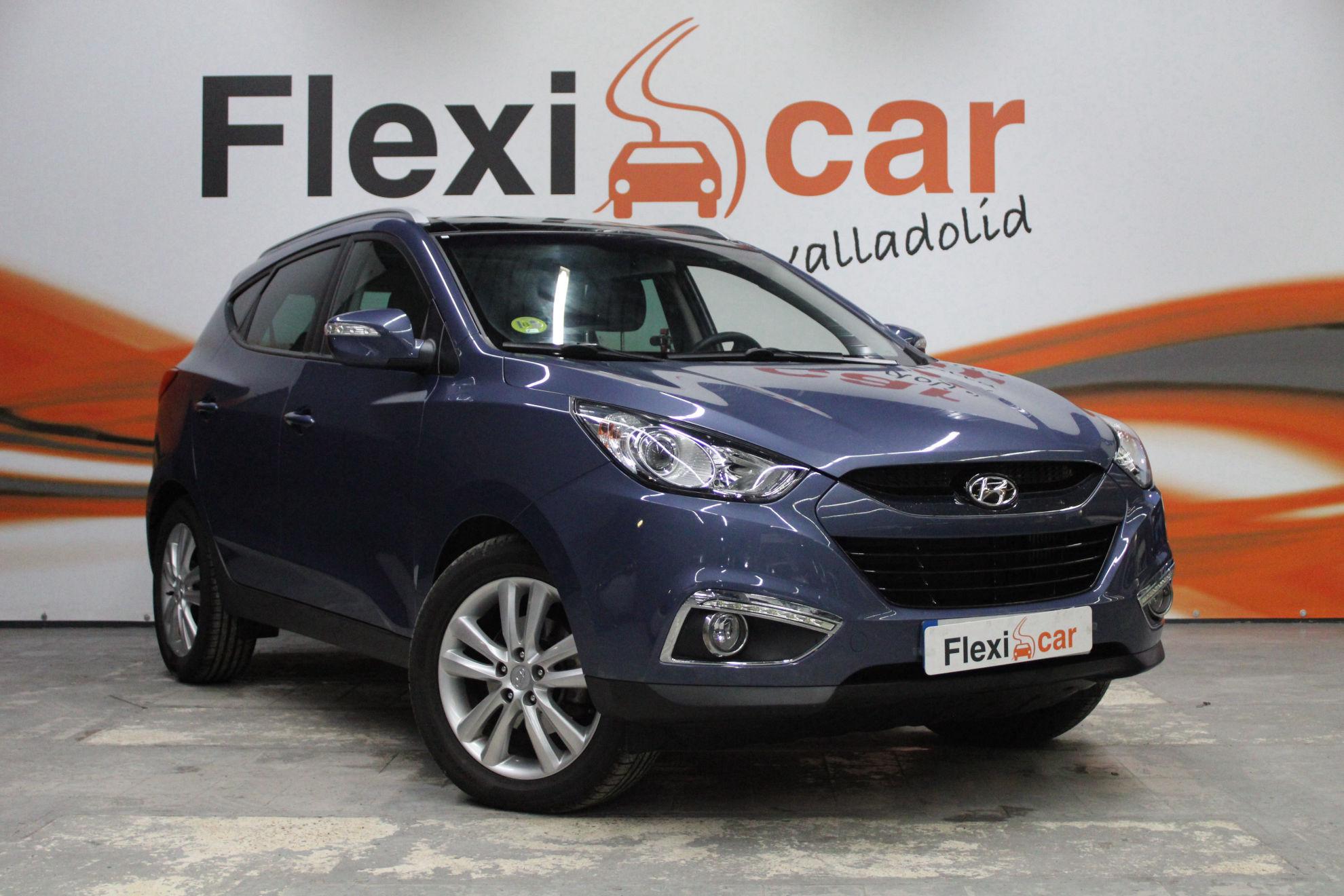 Coches ocasión Hyundai ix35
