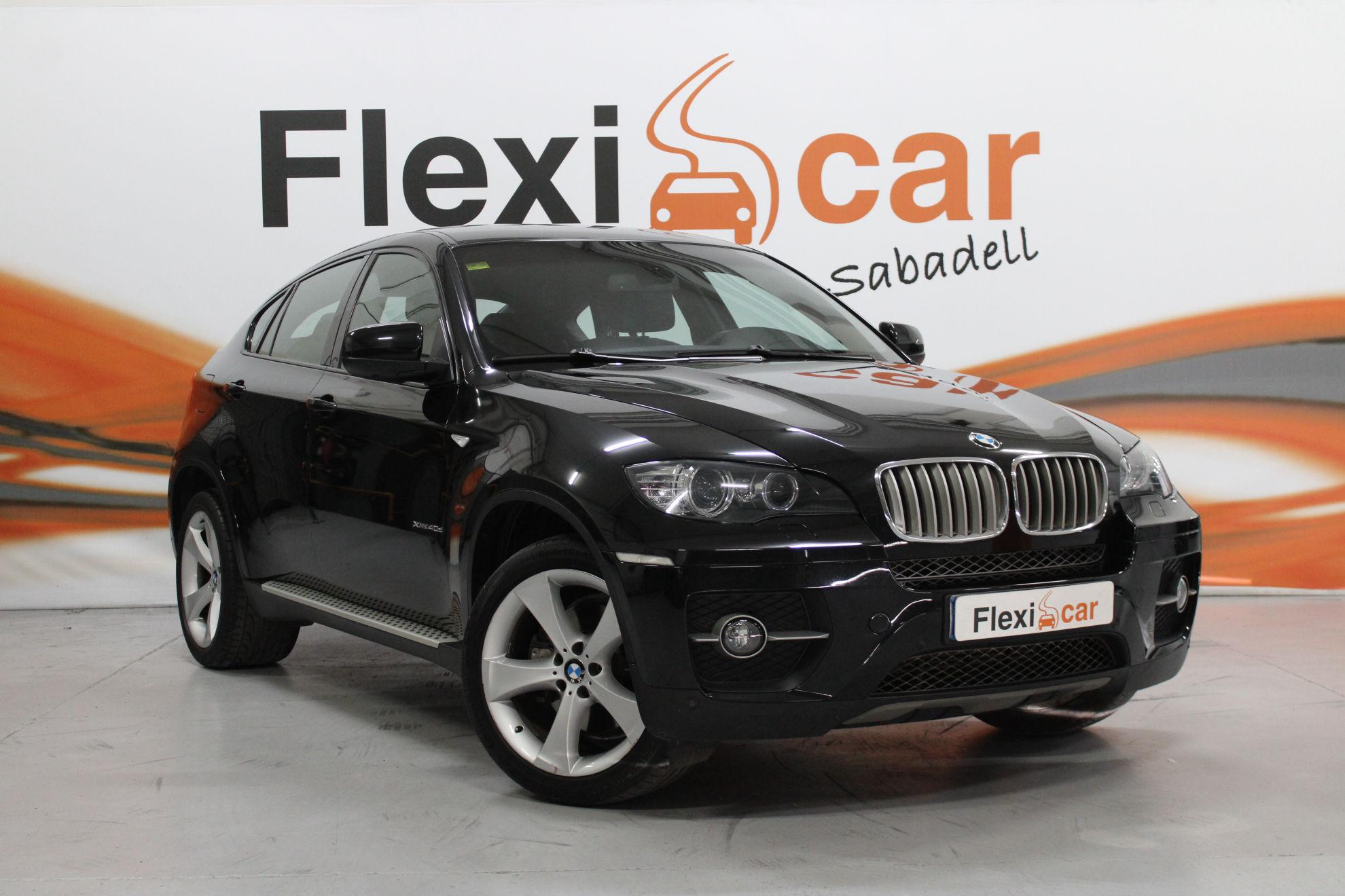 Coches ocasión BMW X6