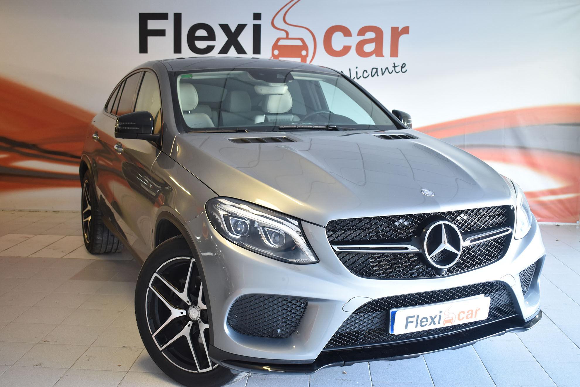 Coches ocasión Mercedes Benz Clase GLE Coupé
