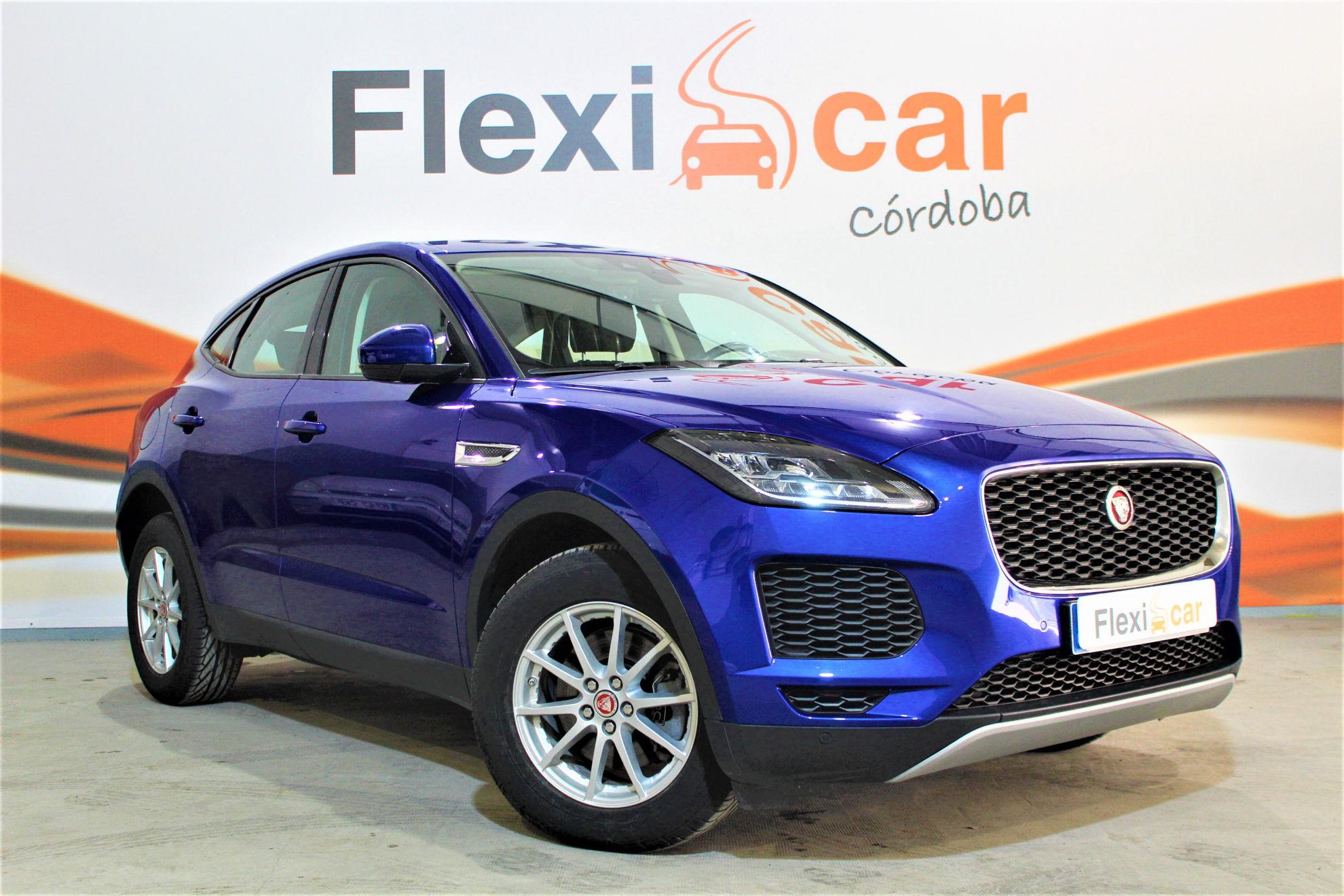 Coches ocasión Jaguar E-Pace