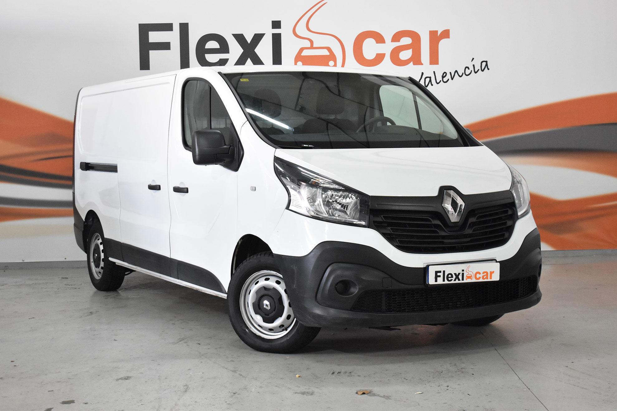 Coches ocasión Renault Trafic
