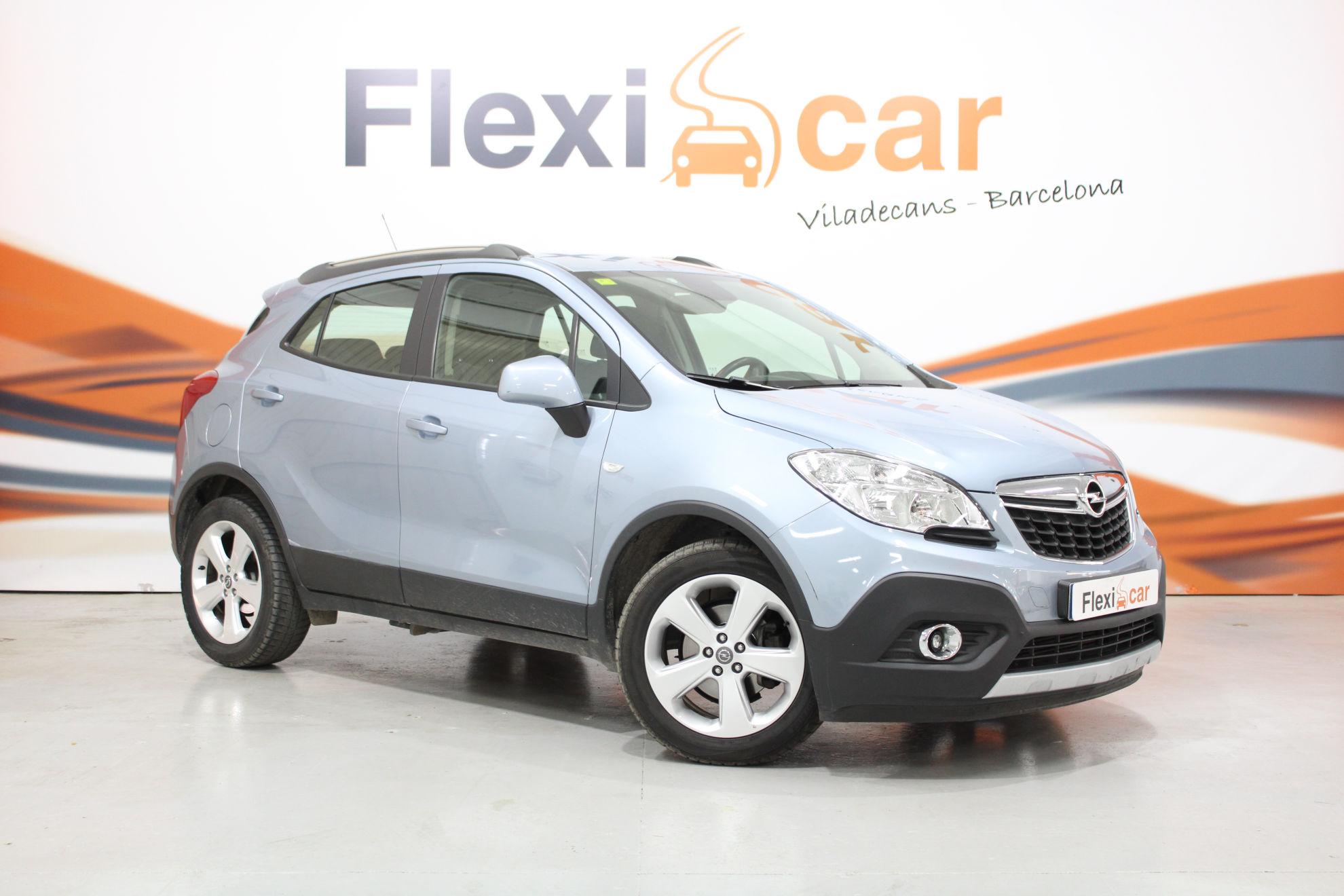 Coches ocasión Opel Mokka