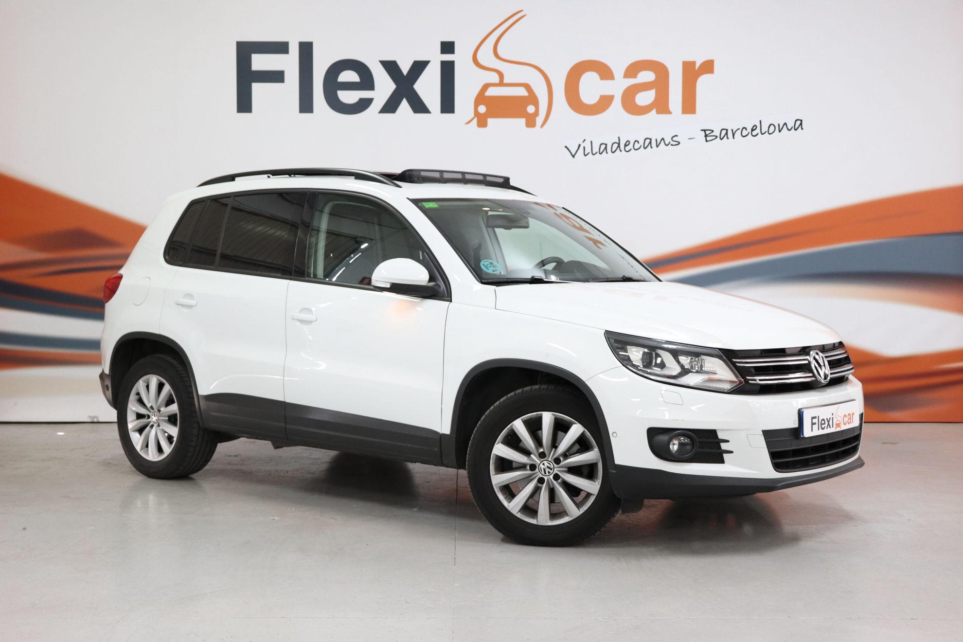 Coches ocasión Volkswagen Tiguan