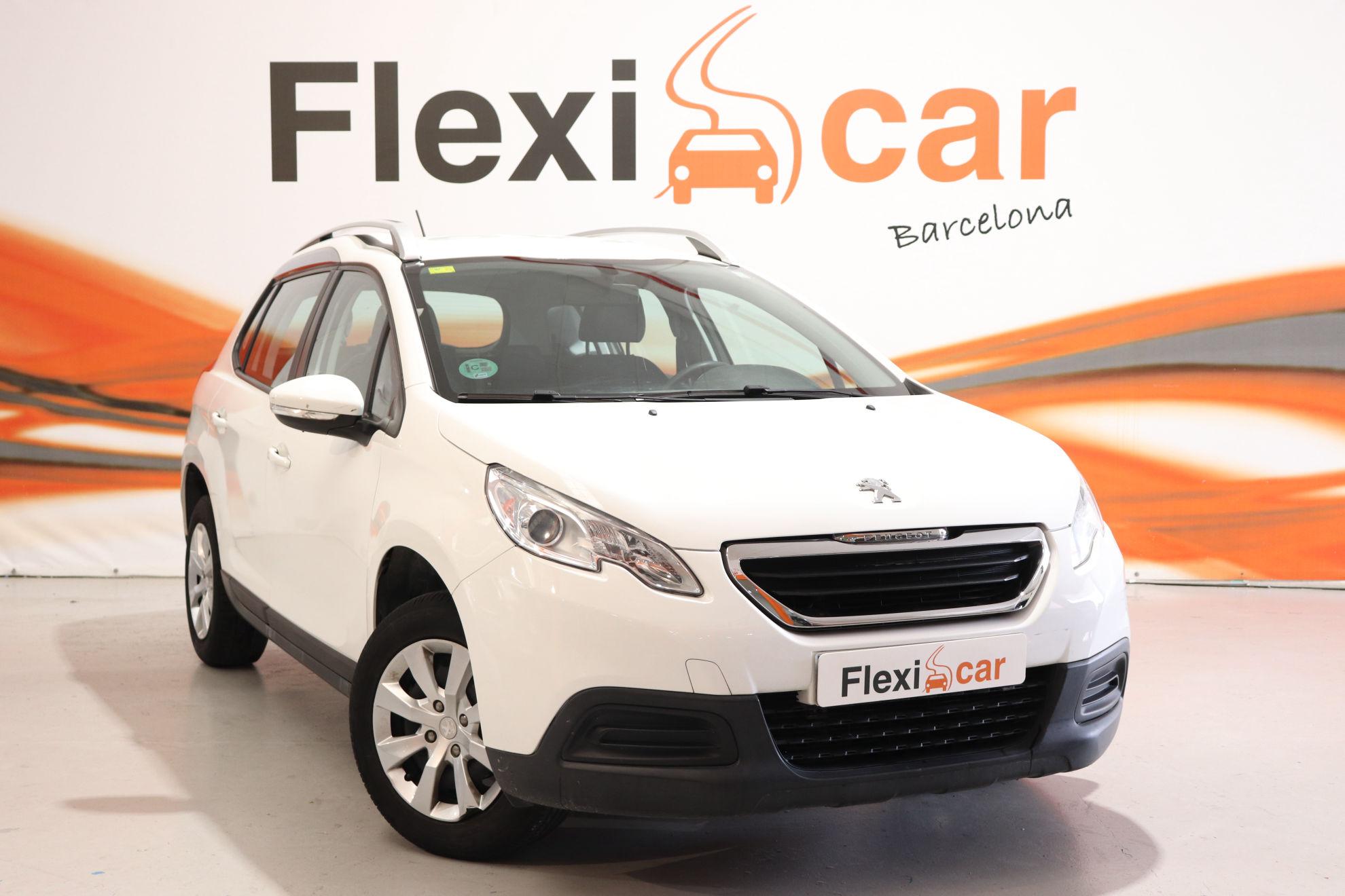 Coches ocasión Peugeot 2008