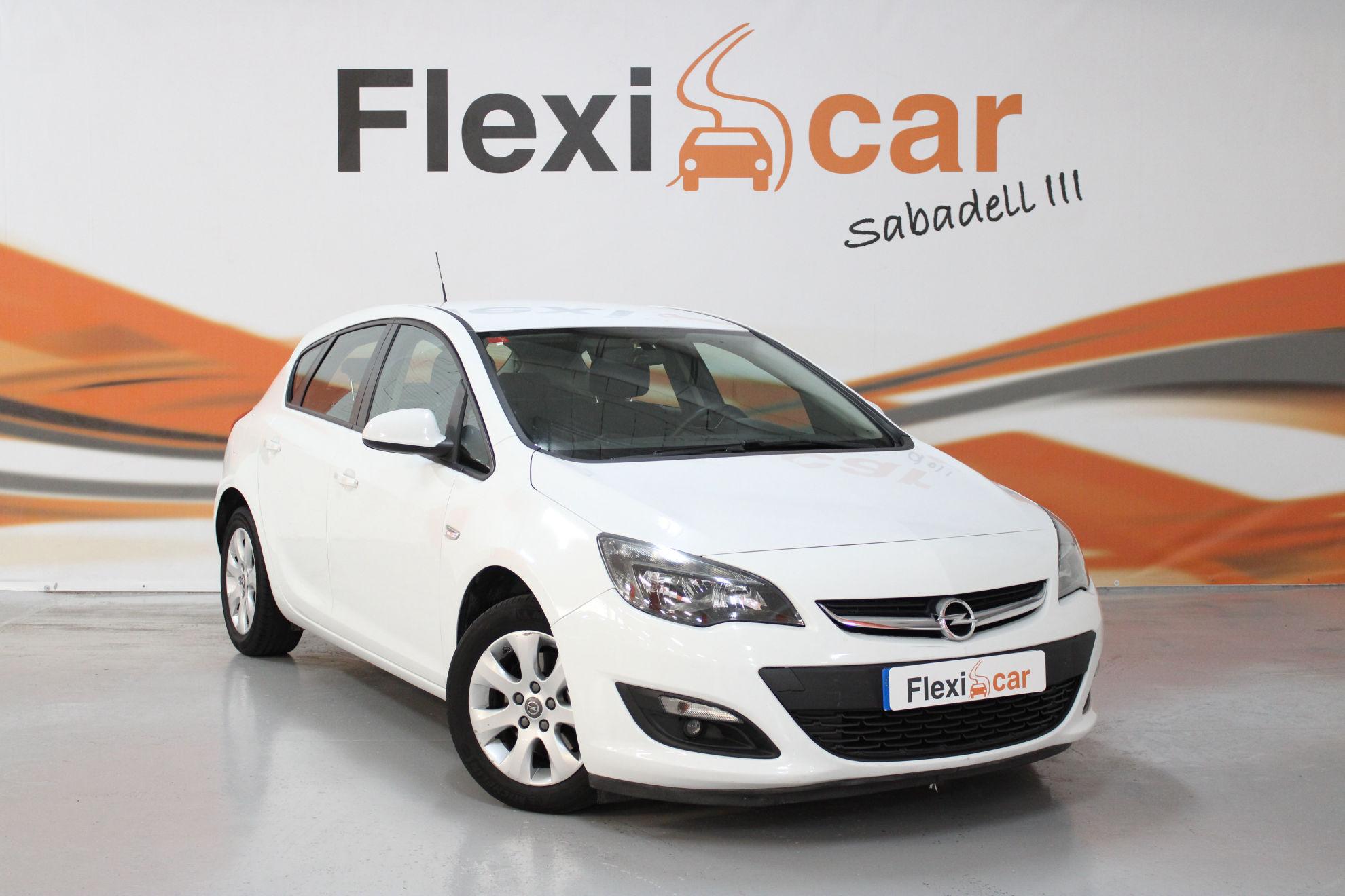 Coches ocasión Opel Astra