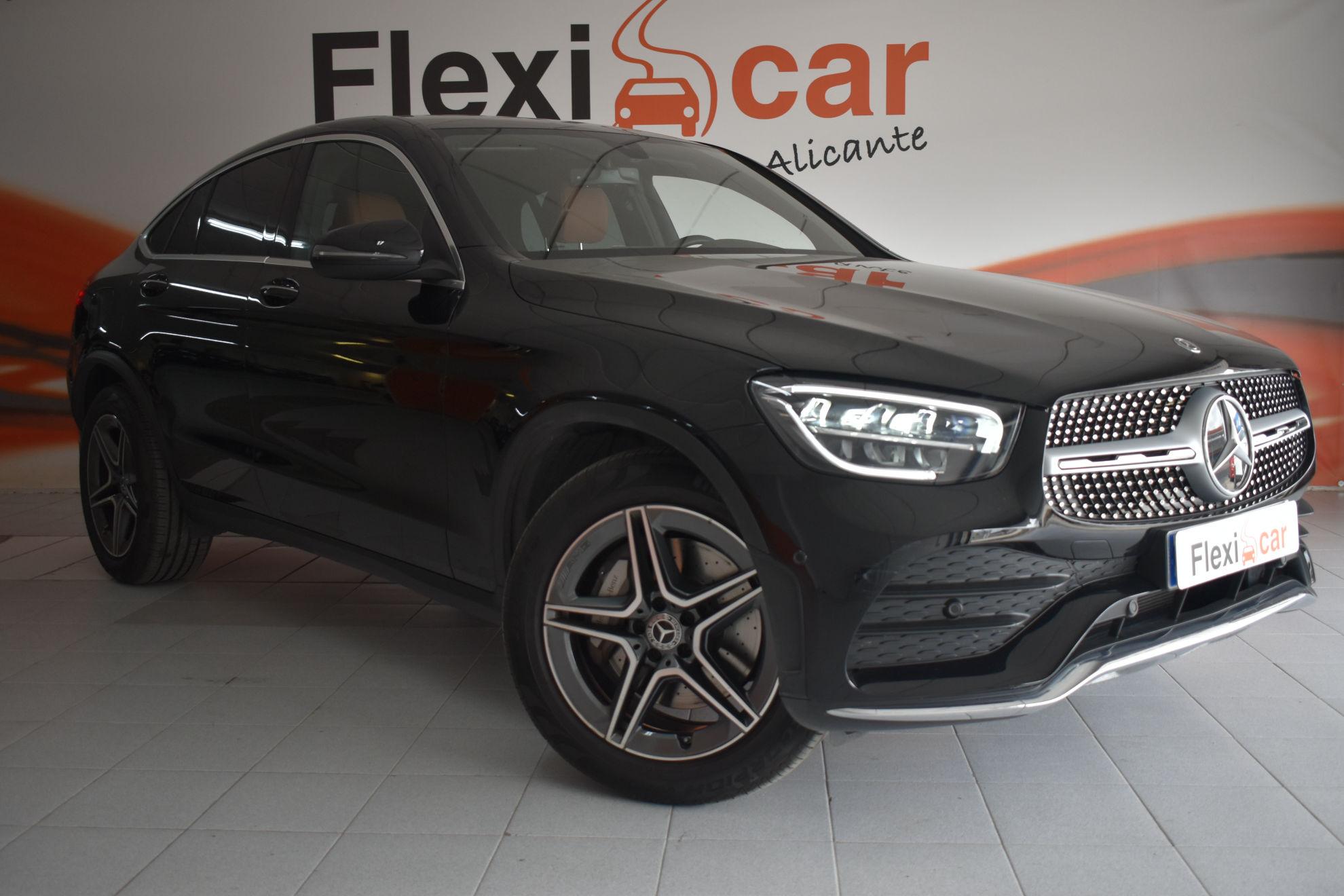 Coches ocasión Mercedes Benz Clase GLC Coupé