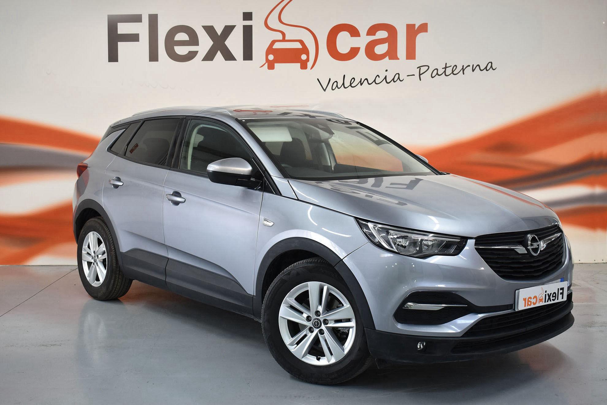 Coches ocasión Opel Grandland X