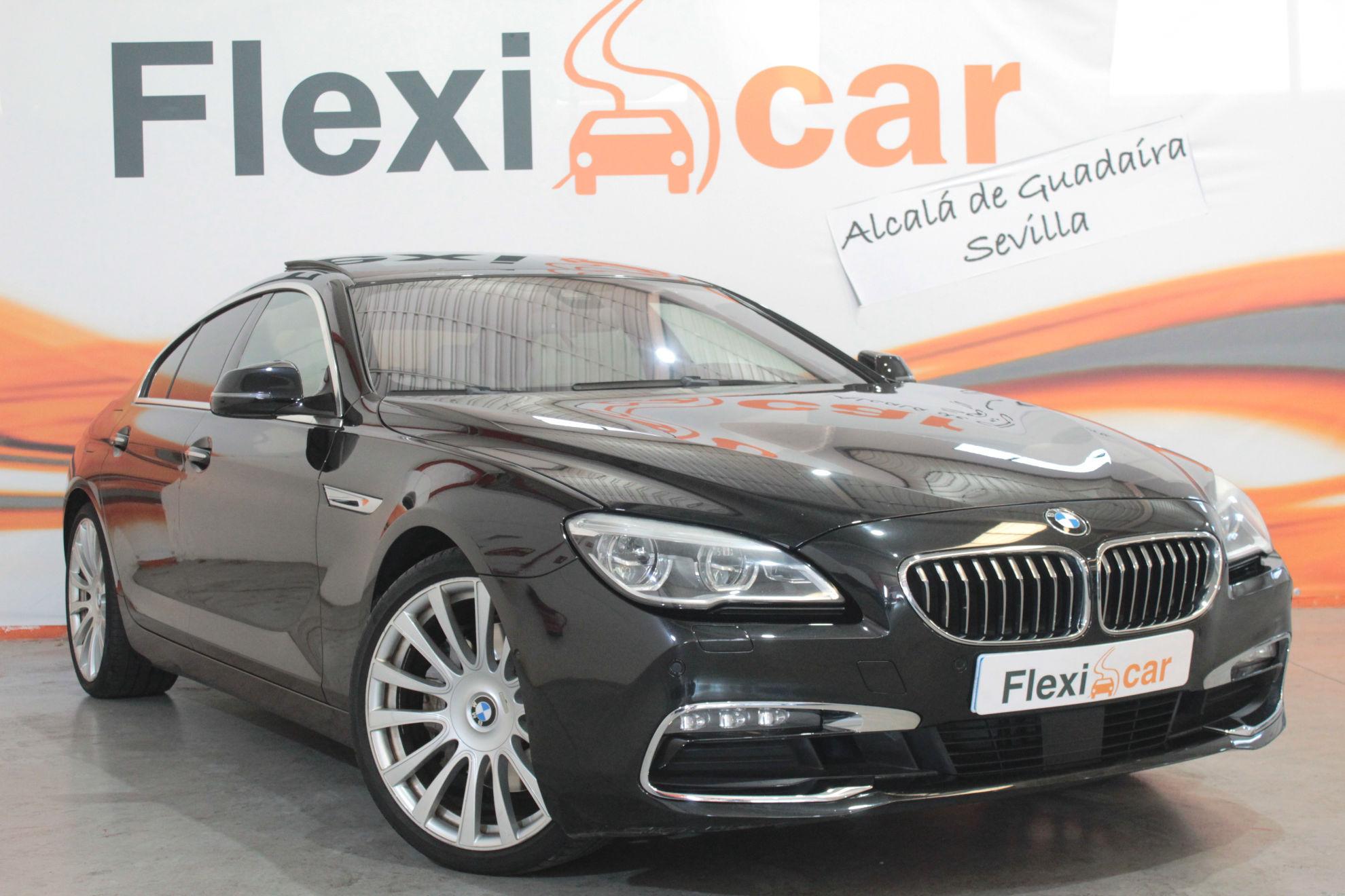 Coches ocasión BMW Serie 6