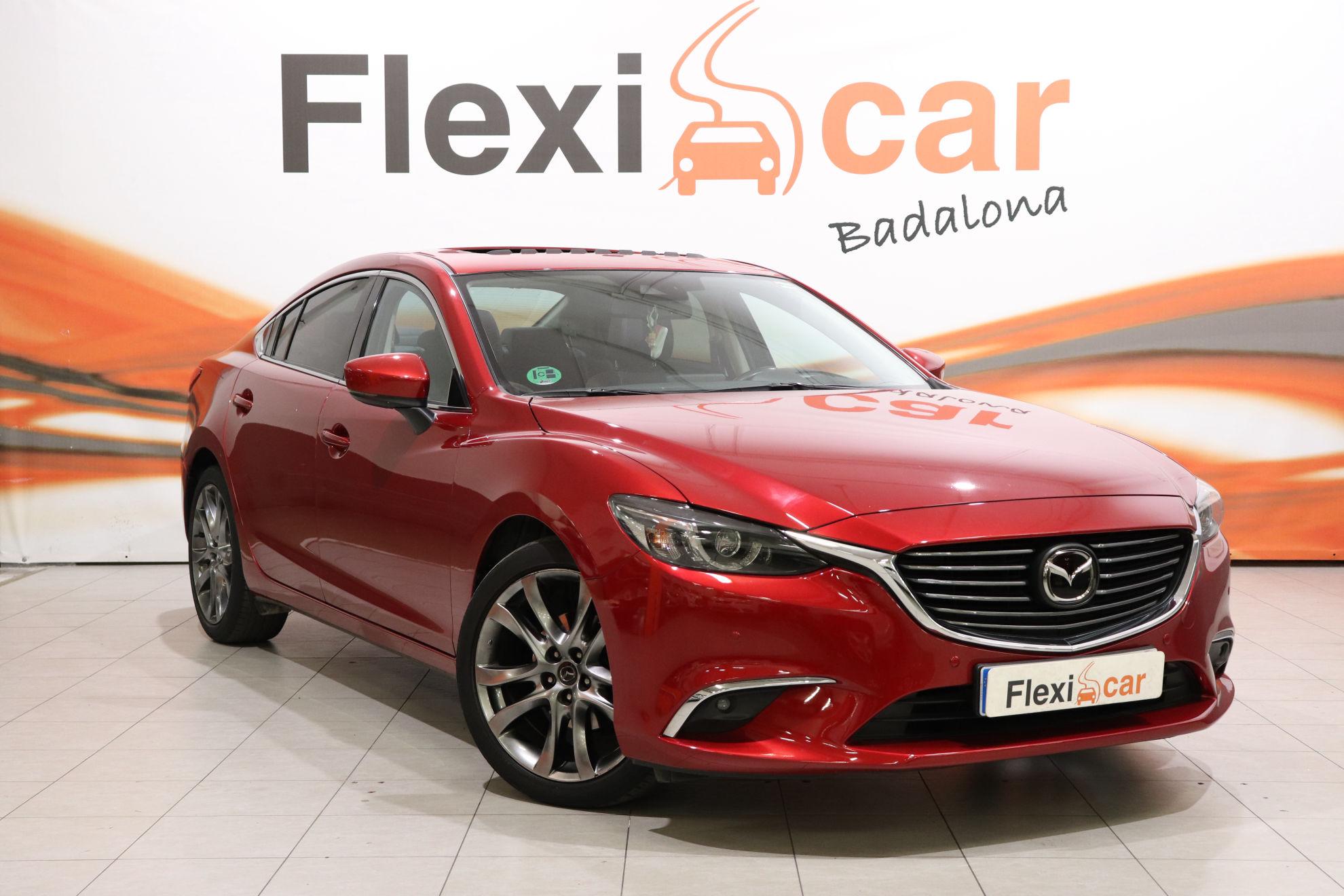 Coches ocasión Mazda Mazda6